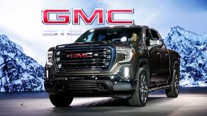 General Motors looking at building electric GMC pickups, SUVs