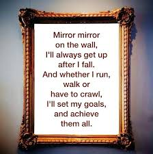 Mirror Mirror On The Wall Quote Custom Mirror Mirror On The Wall Quotes Best Mirror On The Wall Quote