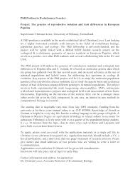 Cover Letter For Postdoc Jobs How To Write A Great Postdoc Cover