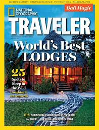 turtle inn is featured on the cover of national geographic s traveler magazine june july issue