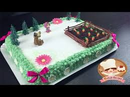 Masha And Bear Birthday Cake For Baby Special Cake For Kidseasy