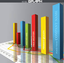 3d Chart Vector 3d Bar Graph Free Vector Download 5 173 Free Vector For