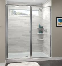 semi frameless shower doors. 5761 Semi Frameless Shower Doors
