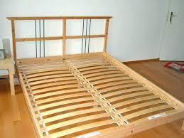 queen size bed slats home depot slatted frame without king wooden solid no slat