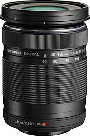 Olympus M.Zuiko Digital ED 40-150mm F4.0-5.6 R ... - Amazon.com