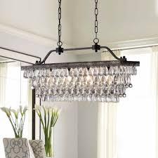 chandelier linear crystal chandelier modern linear chandeliers