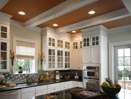 Ceiling Kitchen Decorative Ceiling Beams Ideas Fypons Faux Beams And A Bold