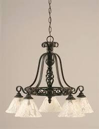 downlight chandelier