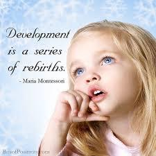 Best Maria Montessori Quotes Bits Of Positivity Adorable Maria Montessori Quotes