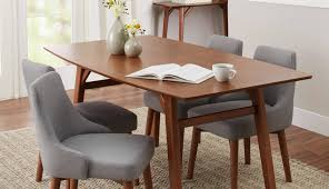 sets clio round chairs outstanding glass contemporary furniture black mid and table century farmhouse kitchen modern