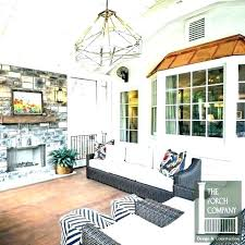 screen porch fireplace cost how much does a screened in porch cost screened in porch with
