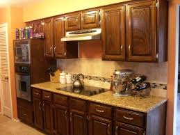 kitchen cabinet outlet. Kraftmaid Kitchen Cabinets Outlet Wall Cabinet With Lacquered Wooden Counter Beige Granite E