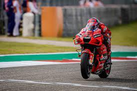 MotoGP | GP Americhe 2021, analisi qualifiche: Bagnaia magistrale pole  position Terza pole consecutiva per il ducatista, autore di un giro  fenomenale. Quartararo e Marc Marquez in prima fila. Sorpresa Marini, nono