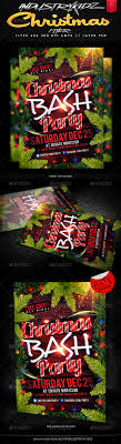 beautiful christmas posters and flyer design templates entheos christmas party flyer templates
