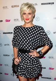 Celebrity Short Hairstyles 32 Inspiration 24 Edgy Short Hairstyles For Women Be Classy And Fabulous Short