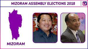 Mla List Mizoram Assembly Elections 2018 Winners List Check Constituency