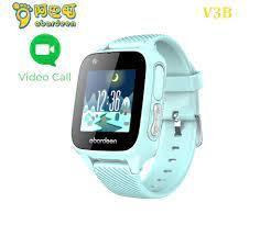 Đồng hồ định vị Abardeen V3B - Xanh Đồng hồ thông minh - Vikid