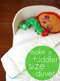How To: Make a Toddler size Duvet from a single bed Duvet | My ... & How To: Make a Toddler size Duvet from a single bed Duvet Adamdwight.com