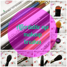 affordable eye makeup brushes available in india