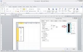 beautiful how to make a letter in microsoft word 2010 also how do you make text vertical in word 2010 super user