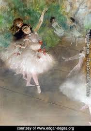 Dancers by Edgar Degas | Oil Painting | edgar-degas.org