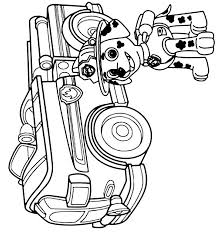Small Picture Paw patrol coloring pages marshall fire truck ColoringStar