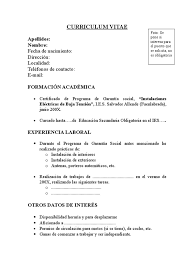 Curriculum Vitae Chileno Simple Filename Handtohand Investment Ltd