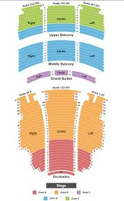 Seating Chart Hippodrome Baltimore Md The France Merrick Pac Seating Chart Baltimore