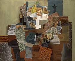 1914 15 nature morte au potier still life with pote and gl oil on canvas 63 5 78 7 cm 25 31 in columbus museum of art ohio