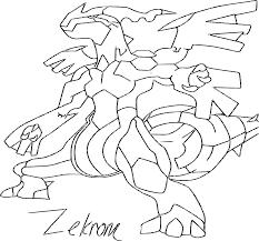 Dessin Pokemon Mega Ex A Imprimer L L L L L L