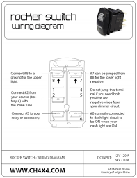 lighted switch wiring diagram motherwill com light switch wiring diagram 68 gto latest 12 volt rocker switch wiring diagram 14214 lighted 8