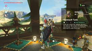 Zelda Breath Of The Wild Armor Sets Shacknews