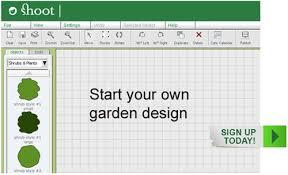 design my garden tool shoot