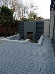 Small Picture Low Cost Landscape Ideas With Modern Granits Deck Dugas Landscape