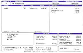 Download Payslip Template Simple Payslip Template South Africa Free Download Excel Religico