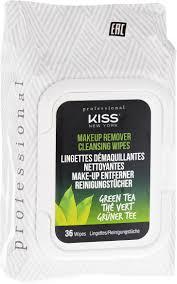 """<b>Влажные салфетки</b> Kiss New York Professional """"С зеленым чаем ..."""