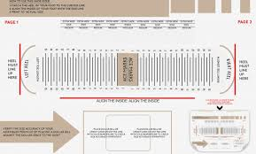 Printable Foot Width Chart 56 Accurate Shoe Wide Width Chart