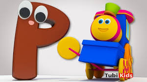 The letter P song Alphabets Song ABC Song Learning Street With Bob