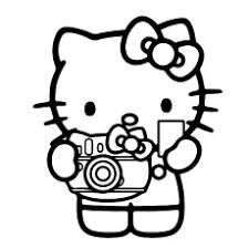 Yet 2010s girls adore hello kitty ! Top 75 Free Printable Hello Kitty Coloring Pages Online
