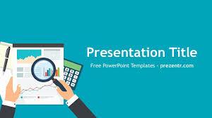 Free Audit Powerpoint Template Prezentr Ppt Templates