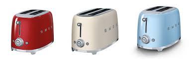 Retro Kitchen Accessories Meet The New Smeg 50s Retro Style Small Home Appliances