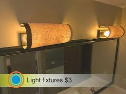 5 vanity fixture shade bo to cover your hollywood makeup counter light bulbs