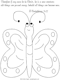 Free Printable Christian Coloring Pages For Toddlers Children Bible