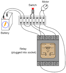 basic electromagnetic relays basic electricity worksheets Relay Wiring Diagram 8 Pin this is by no means the only solution, but it works relay wiring diagram 4 pin
