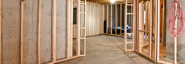 basement renovation insulation best practices