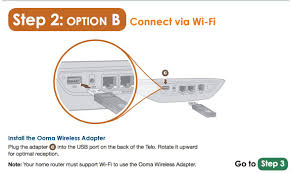 ooma telo activation setup full installation guide thevoiphub connect the wireless bluetooth adapter to the telo