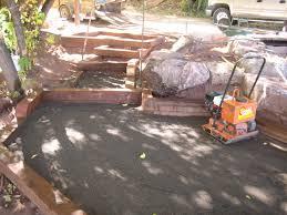 building a flagstone patio by david hart