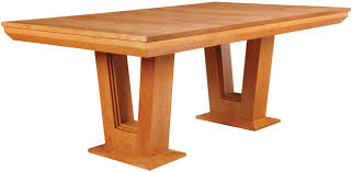 highlands pedestal dining table