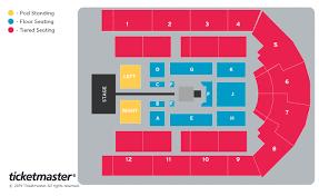Harry Styles Love On Tour Seating Plan Arena Birmingham