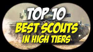 Top 10 Light Tanks